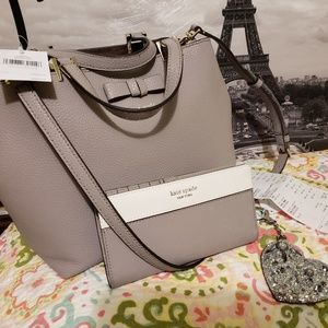 Kate Spade Set.New tags attached.Grey